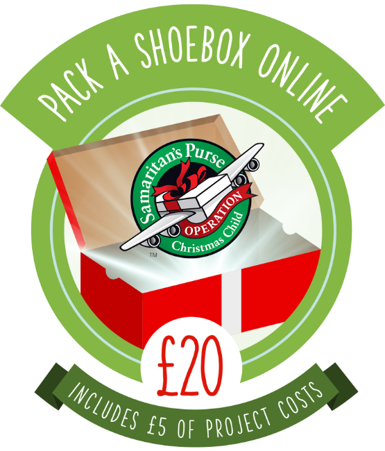 no time to pack your own shoebox you can pack a shoebox online in less than 5 minutes then we send it for you each shoebox gift is a heartfelt expression - Operation Christmas Child Shoeboxes